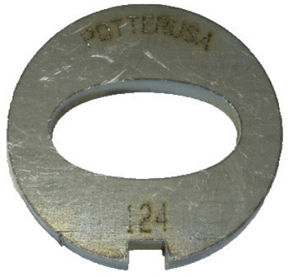 Picture of Silhouette Die 124 Large Oval