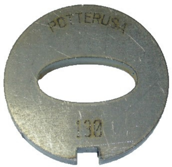 Picture of Silhouette Die 130 Small Oval