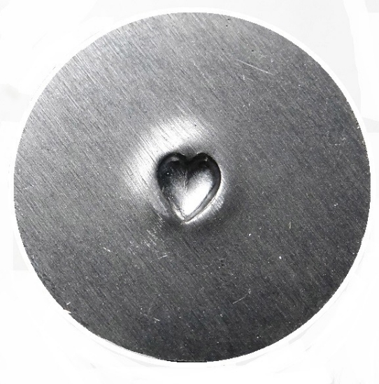 Picture of Shot Plate Die Tiny Heart