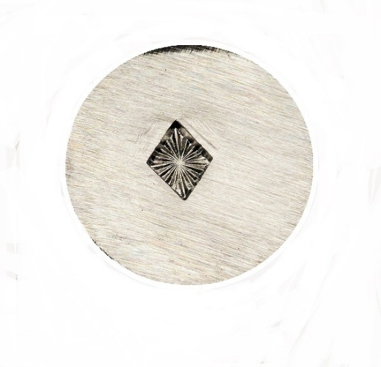 Picture of Shot Plate Starburst Diamond