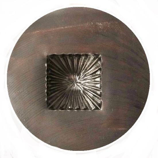 Picture of Impression Die Square Burst Concho