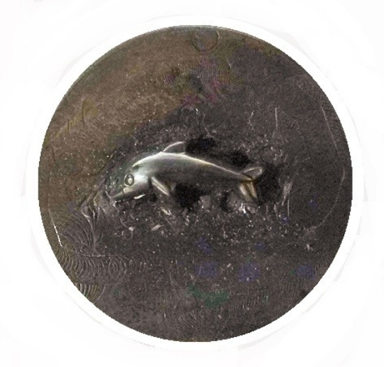 Picture of Impression Die Tiny Dolphin