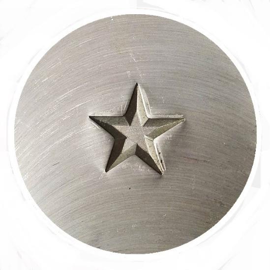 Picture of Impression Die Sharp Star