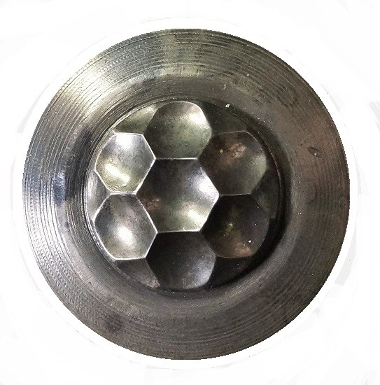 Picture of Impression Die Dented Circle