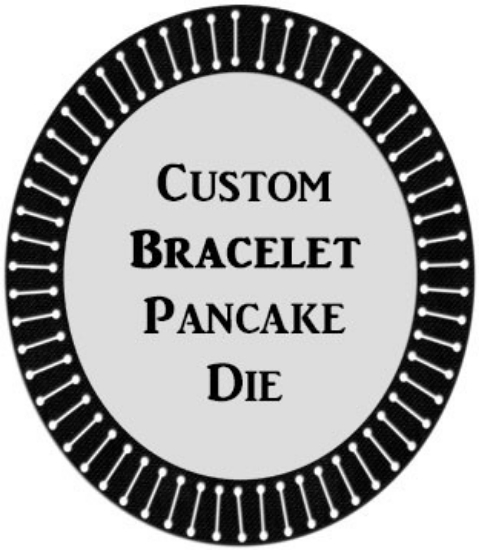 Picture of Custom Bracelet Pancake Die