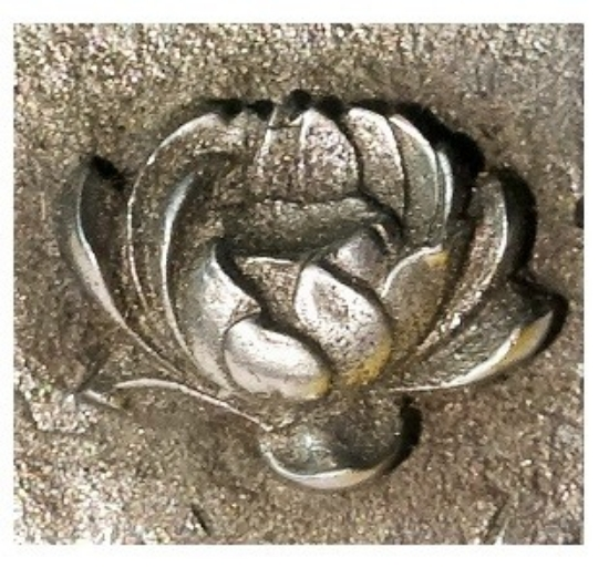Picture of Impression Die Floating Flower