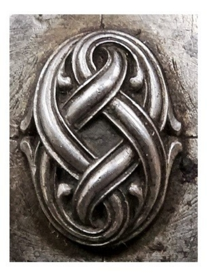 Picture of Impression Die Small Celtic Knot