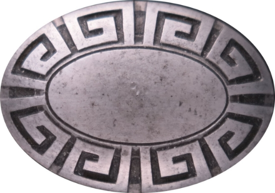 Picture of Impression Die Greek Oval