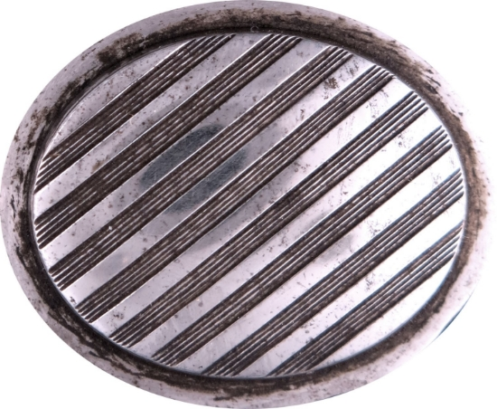 Picture of Impression Die Pinstripe Oval