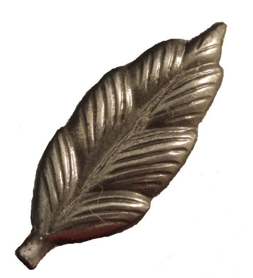Picture of Impression Die Puffy leaf