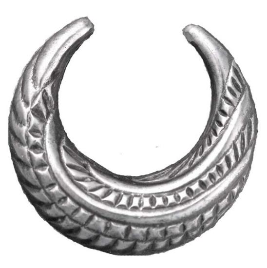 Picture of Impression Die Crocodile Tail Hoop