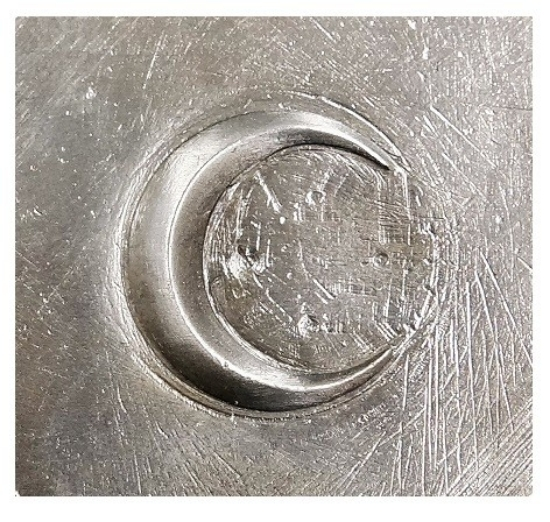 Picture of Impression Die Skinny Crescent