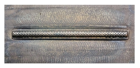 Picture of Impression Die Small Snake Skin