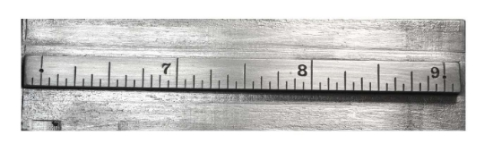 Picture of Impression Die Ruler Bar
