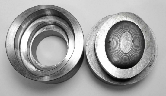 Picture of Oval Concho Doming Set