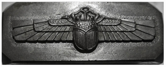 Picture of Impression Die Scarab