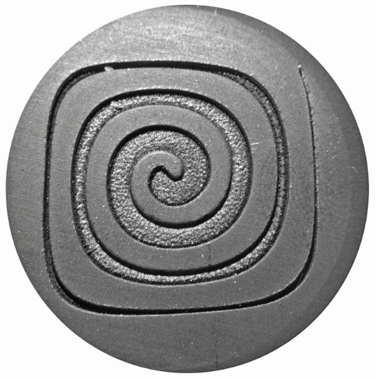 Picture of Impression Die Square Spiral (F)