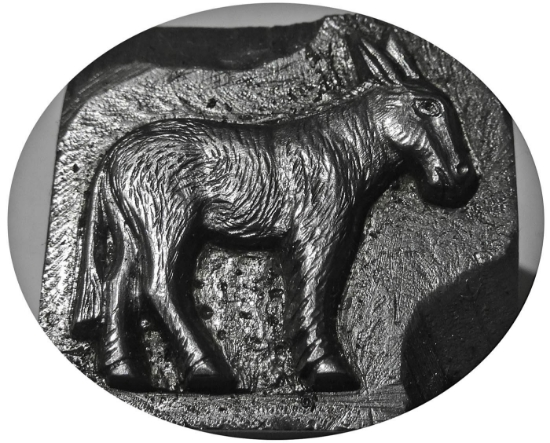 Picture of Impression Die Donkey