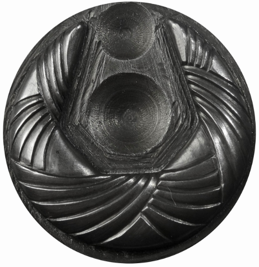Picture of Impression Die Earring of Folds