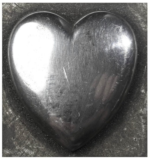 Picture of Impression Die Smooth Heart
