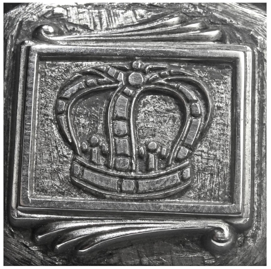 Picture of Impression Die British Crown