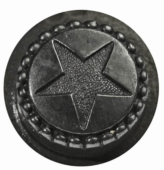 Picture of Impression Die Bordered Star Button