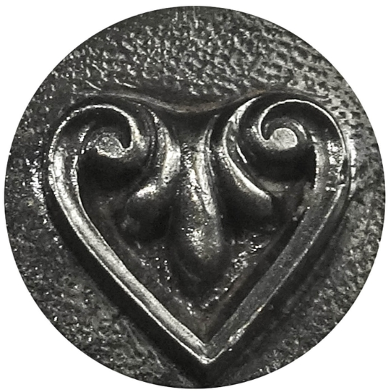 Picture of Impression Die Small Victorian Heart