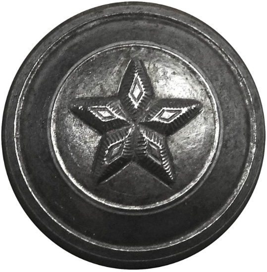 Picture of Impression Die Double Bordered Small Military Star