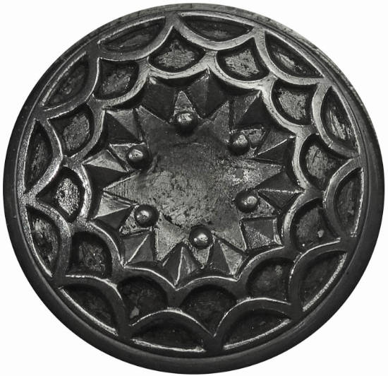 Picture of Impression Die Gothic Star