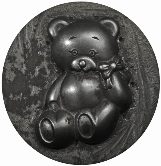 Picture of Impression Die Cartoon Teddy Bear Large
