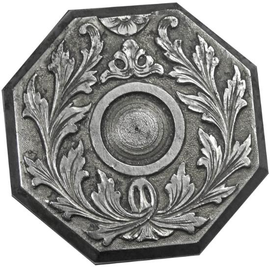 Picture of Impression Die Octogon Wreath Bezel