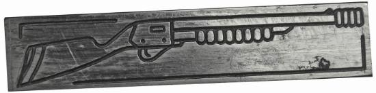 Picture of Impression Die Shallow Shotgun