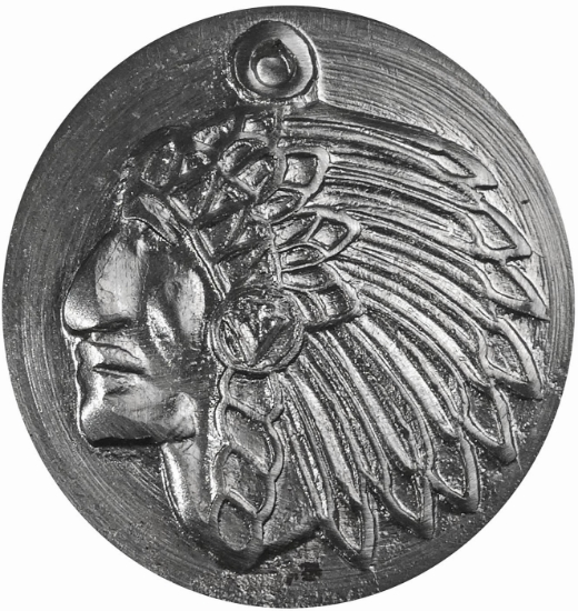 Picture of Impression Die Chieftan Necklace