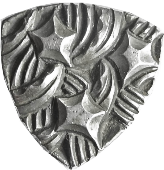 Picture of Impression Die Three Shooting Stars Shield