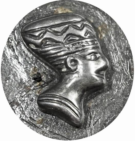 Picture of Impression Die Small Queen Nefertiti