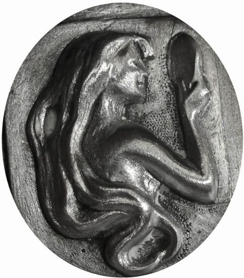 Picture of Impression Die The Woman with the Mirror