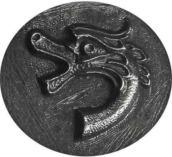 Picture of Impression Die Nordic Dragon Head