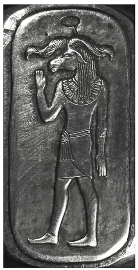 Picture of Impression Die Egyptian Capricorn