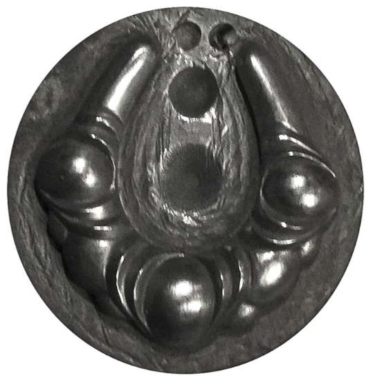 Picture of Impression Die Magus Earring