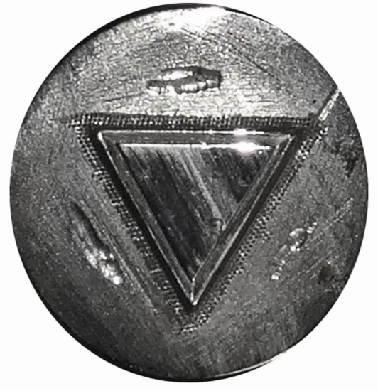 Picture of Impression Die Triangular Bezel