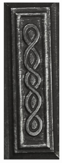 Picture of Impression Die Knotted Bar