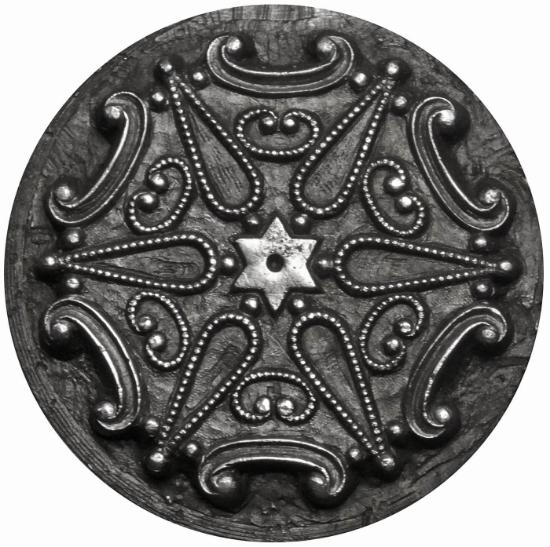 Picture of Impression Die David's Amulet