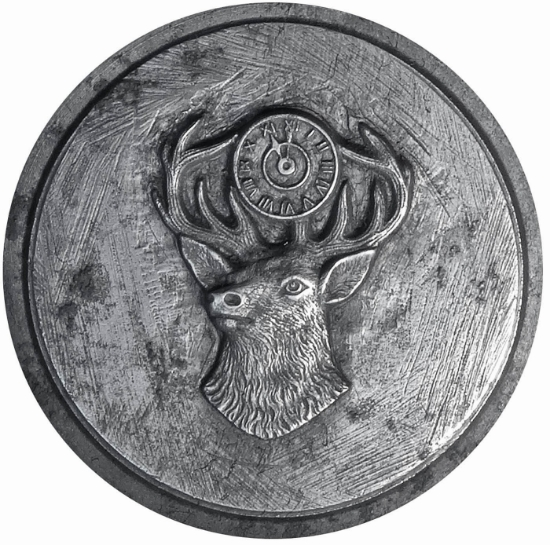 Picture of Impression Die Time Stag