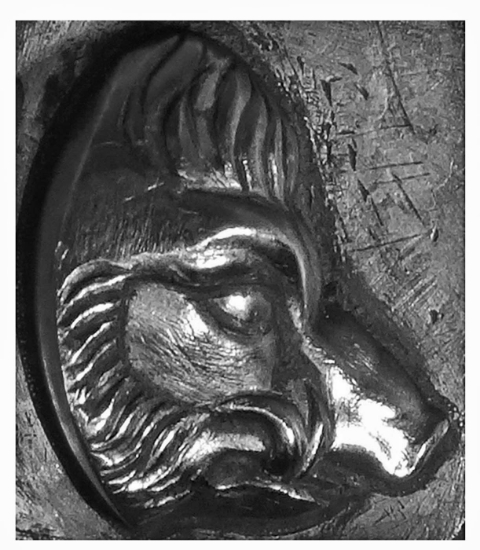 Picture of Impression Die Boar of Rage Cameo