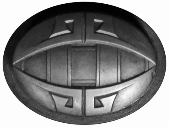 Picture of Impression Die Corinthian Football