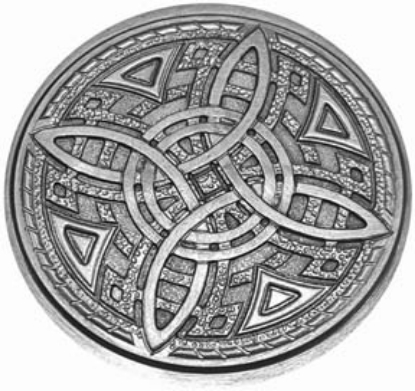 Picture of Impression Die Steve Adams Celtic Amulet