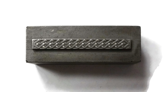 Picture of Impression Die Square Chain Link Band