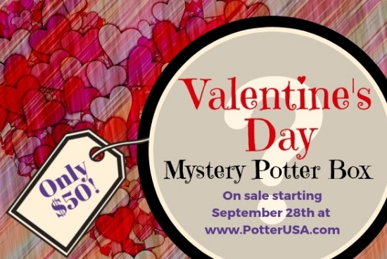 Picture of Valentine Potter Box