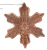 Picture of Pancake Die XM217A Large Snowflake Ornament