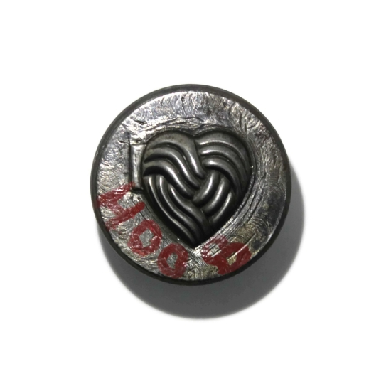 Picture of Impression Die Basket Weave Heart